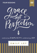 Grace  Not Perfection Video Study