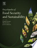 Encyclopedia Of Food Security And Sustainability Book PDF
