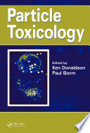 Particle Toxicology Book