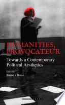 Humanities  Provocateur