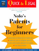 Patents for Beginners