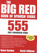 The Big Red Book of Spanish Verbs Book