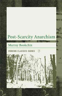 Post scarcity Anarchism