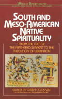 Read Online South and Meso-American Native Spirituality For Free