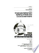 1982 Census Of Governments