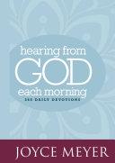 Hearing from God Each Morning Pdf/ePub eBook
