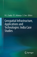 Pdf Geospatial Infrastructure, Applications and Technologies: India Case Studies