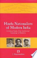 Hindu Nationalists of Modern India