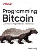 Programming Bitcoin Pdf/ePub eBook
