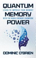 Quantum Memory Power [Pdf/ePub] eBook