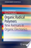 Organic Radical Polymers
