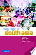 Language in South Asia