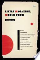 Little Magazine World Form