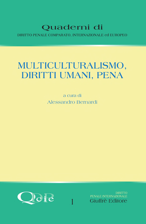 Multiculturalismo  diritti umani  pena