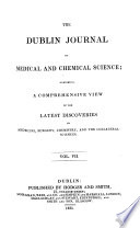 The Dublin Journal Of Medical And Chemical Science