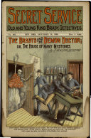 The Bradys and the Demon Doctor; Or, The House of Many Mysteries