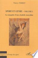 Sport et genre (volume 1)