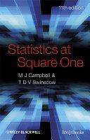Statisticsat square one (2009)