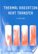 Thermal Radiation Heat Transfer  Fourth Edition