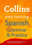 Collins Easy Learning Spanish Grammar and Practice