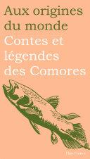 Pdf Contes et légendes des Comores Telecharger