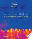 Energy  People  Buildings