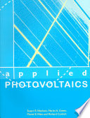 Applied Photovoltaics Book PDF