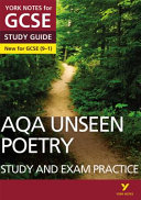 Aqa English Literature Unseen Poetry