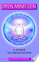 Open Mind Zen Book