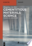 Cementitious Materials Science