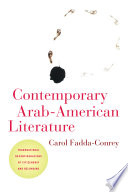 Contemporary Arab-American Literature