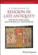 Pdf A Companion to Religion in Late Antiquity