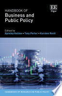 Handbook of Business and Public Policy
