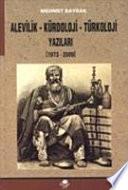 Alevilik-Kürdoloji-Türkoloji yazıları