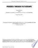 Annual Report of the President's Committee on Employment of People with Disabilities