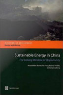Sustainable Energy in China