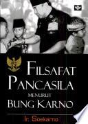 """""""Filsafat Pancasila Menurut Bung Karno"""" by Soekarno"""