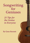 Pdf Songwriting for Geniuses