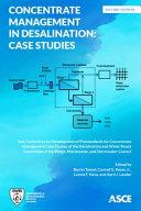 Concentrate Management in Desalination Case Studies