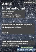 Advances in Human Aspects of Transportation: Part I [Pdf/ePub] eBook