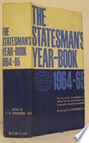 The Statesman s Year Book 1964 65