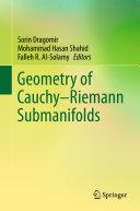 Geometry of Cauchy Riemann Submanifolds