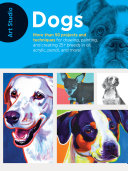 Art Studio  Dogs