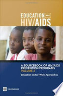 A Sourcebook of HIV AIDS Prevention Programs Book