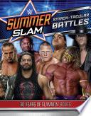 WWE Summer Slams Book