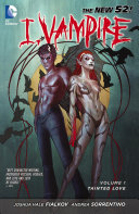 Pdf I, Vampire Vol. 1: Tainted Love (The New 52) Telecharger