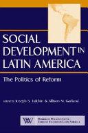 Social Development in Latin America