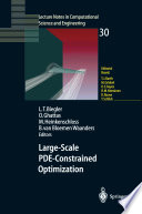 Large Scale Pde Constrained Optimization Book PDF