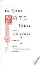 Manx Note Book
