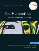 The Humanities  Modernism and the globalization of cultures   1900 to the present Book